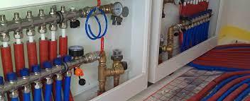 ترصيص الصحي و التدفئة المركزية و الغاز